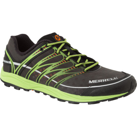 Fitness Merrell's Mix Master Trail Running Shoe gets you closer to the trail without sacrificing cushioning or protection. Between the low-profile, low-drop (4mm) outsole and the Merrell Float midsole that is 10% thinner and 25% lighter, you get enhanced ground feel and control for the barefoot feel you're beginning to get hooked on. - $93.46