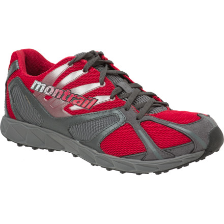 Fitness When you have a need for speed, or you simply like the minimalist feel, turn to the Montrail Men's Rogue Racer Trail Running Shoe. This astoundingly lightweight trail shoe offers performance combined with an exceptional feel for the trail. - $63.22
