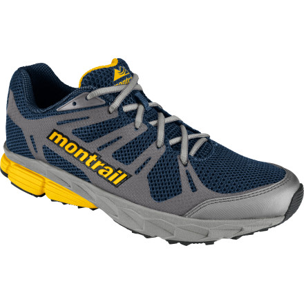 Fitness If Mondays find you on the road, followed swiftly by Trail Tuesdays, then lace up the Montrail Badwater Hybrid Shoe before your next run. A multi-use design offers the versatility you need to transition seamlessly from pavement to pines. - $59.98