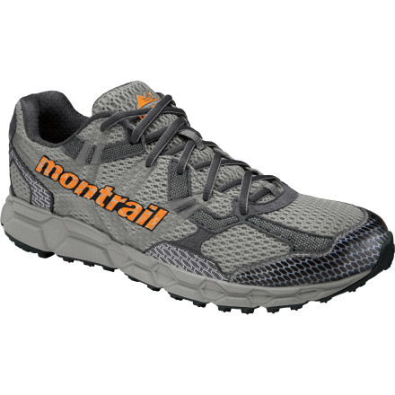 Fitness Ditch the monotony of the road and head for the hills in the Montrail Bajada Trail Running Shoe. Designed for the neutral runner's stride, this off-road footwear welcomes the challenge of the incline. - $71.47