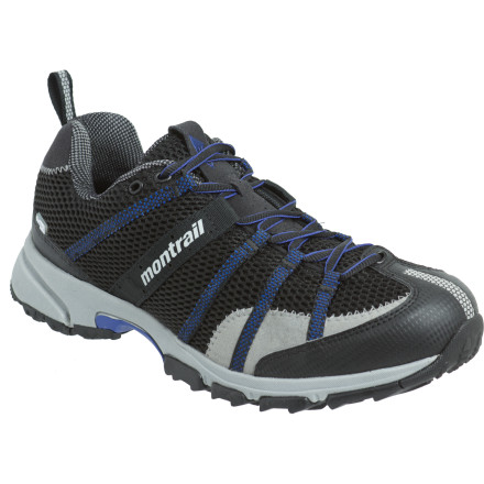 Fitness Only you can fulfill the mental training regimen you set for yourself, but the Montrail Mountain Masochist II OutDry Trail Running Shoe can definitely help with the physical part of your favorite alpine activity. - $114.71