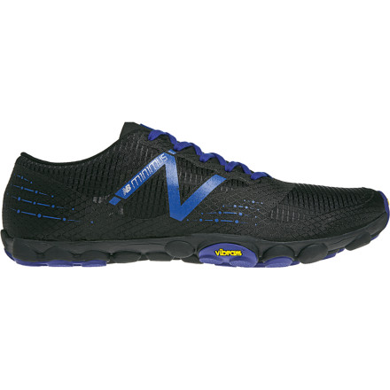 Fitness The New Balance Men's MT00 Minimus Trail Running Shoes will have you feeling wickedly fast and light as you sprint up the trail, leaping over rocks and skirting around hikers as you go. With the MT00, you get the benefits of barefoot form with the comfort and protection of a lightweight trainer. - $71.47