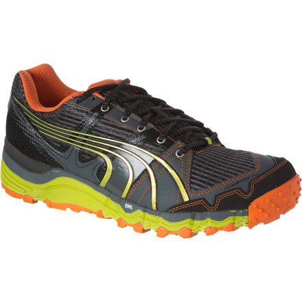Fitness Leave the road behind and make for the woods in the Puma Complete Trailfox 4 Trail Running Shoes. Built with Puma's signature EverFoam, these durable shoes offer an optimal blend of comfort and durability. - $64.97
