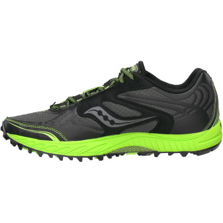 Fitness Trail running generally involves a lot of uphill hauls, which is when a lightweight, responsive trainer like the Saucony Men's ProGrid Peregrine 2 Trail Running Shoe really lends a helping hand. Low in weight, low-profile in the upper, and minimalist in its offset, the Peregrine 2 helps you experience the thrill of racing up and down trails without feeling weighed down by a lot of unnecessary features. - $64.97
