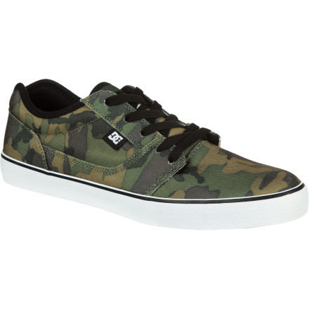 Skateboard The DC Bristol SP Skate Shoe features a slim profile and just enough padding to keep your ankles happy while pushing wood. - $30.00