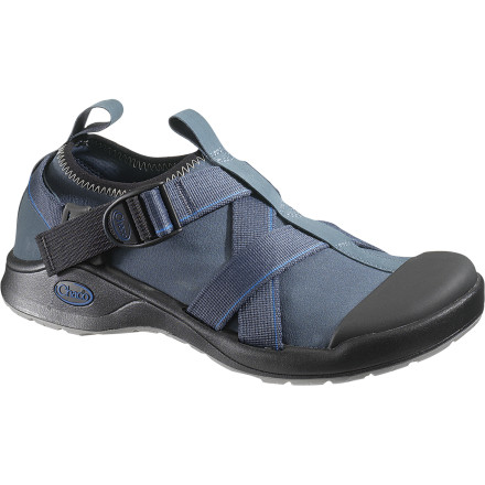 Thanks to the amphibious nature of the Chaco Ponsul Bulloo Water Shoe, transitions from land to boat and from boat to land have never been easier. - $107.96