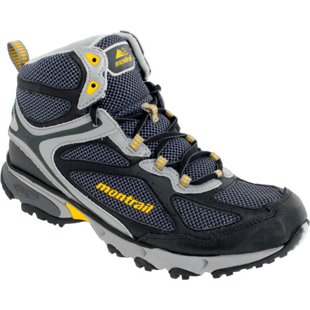 Camp and Hike Montrail Sabino WB Trail Mid Hiking Shoe - Men's - $97.97