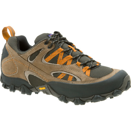 Camp and Hike Made from eco-friendly and recyclable materials, the Patagonia Drifter A/C Hiking Shoe appreciates the Earth like you do. Go out and enjoy the outdoors wearing the air-cushioned Drifter with a low-cut profile and comfortable fit. The breathable mesh lining permits air-flow, while the anatomical footbed provides extra cushion and support. Recycled Vibram soles grip the trail, so your next step wont leave you slipping all over the mountain. - $117.00