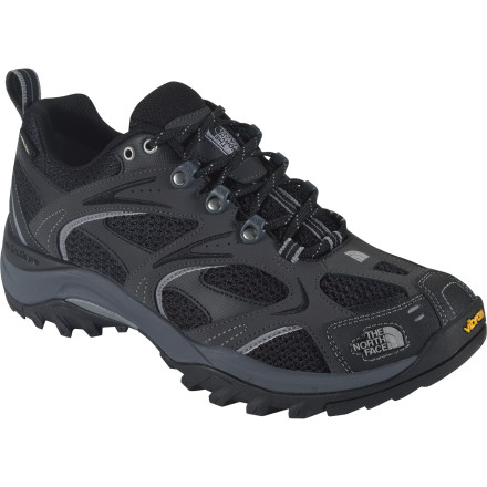 Camp and Hike Hedgehogs have changed very little over the past 15 million years; on the other hand, The North Face is constantly evolving, offering new products like the Hedgehog III GTX XCR Shoe. Adventure racers, day hikers, and multi-sport athletes can now enjoy Gore-Tex protection in a lightweight, low-profile shoe that's built for comfort, support, and speed. - $119.95