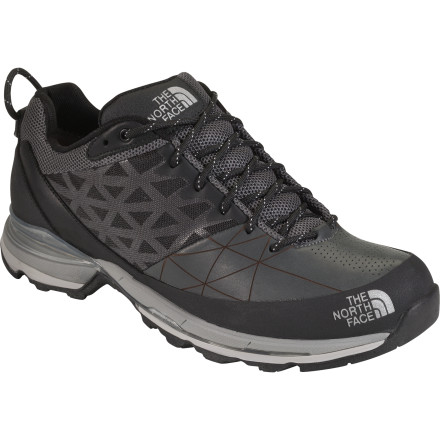 Camp and Hike Tread lightly over rough, challenging terrain in The North Face Men's Havoc Hiking Shoe. The North Face built this lightweight hiker shoe around its new Cradle technology, which cradles and protects your heel so you can stride, hop, and climb with upmost confidence. - $77.97