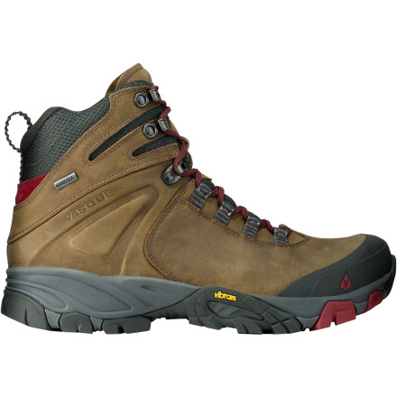 Camp and Hike Long, technical trails call for a lightweight yet capable hiker like the Vasque Men's Taku GTX Hiking Shoe. Vasque managed to pack a whole slew of mountain-munching features into this waterproof breathable, mid-high boot without weighing it (and you) down when the going gets rough. - $135.96
