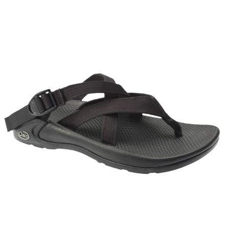 Entertainment The Chaco Hipthong Two Sandal combines the comfort and ease of a flip flop with the utility of a technical sandal. Thanks to quick-drying polyester webbing and a cinch-down buckle at the top, you'll enjoy an all-long, water-friendly fit. - $55.97