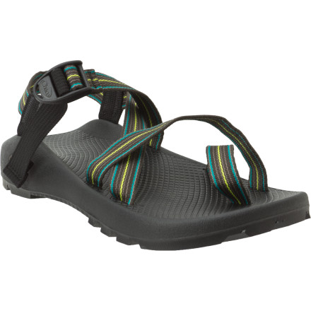 Entertainment After yet again blowing out another pair of flip-flops, turn to the Chaco Men's Z/2 Unaweep Sandal. This bomber sandal has a 360 degree Wrap-Fit adjustable strap, a toe loop, and heel-leash for superb stability when you trudge through a slippery creek, campus, or your campsite. Plus, you won't have to worry about the Unaweep's soft, durable polyester webbing blowing out on you anytime soon. Chaco also gave this comfy sandal a Vibram outsole with all-purpose TC-1 rubber compound so you can easily move around on your buddy's fishing boat or play around in a field of boulders. - $89.96