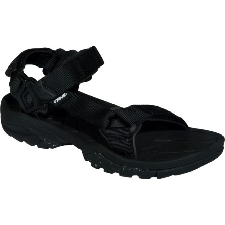 Entertainment From the beaches of the Mediterranean to the deserts of the Southwest, Tevas Terra Fi 3 Sandal is at home. The Shoc Pad provides increased shock absorption in the heel and disperses the impact throughout the footbed for maximum stride comfort in wet and dry climates. - $53.97