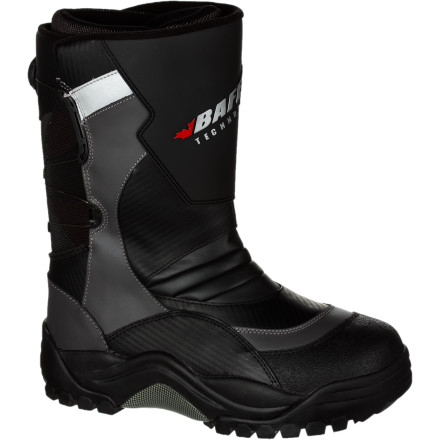 Like a moto boot for sledding, the ultralight and superstrong Baffin Men's Pivot Boot not only protects against truly frigid temps but its carbon-fiber construction absorbs impact and vibration on the lower leg. With eight layers of insulation for a comfort rating of -94F and a moisture-managing liner, your feet will stay warm and dry from sunup until the next sunup (if that's how you roll). - $149.97