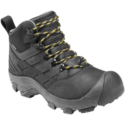 Whether your duties include shoveling the driveway, building a new entryway for the cabin, or working on your snow machine, make sure to have the durable, waterproof KEEN Men's Pemberton Boots on your feet if you want them to stay warm and comfortable this winter. - $103.96