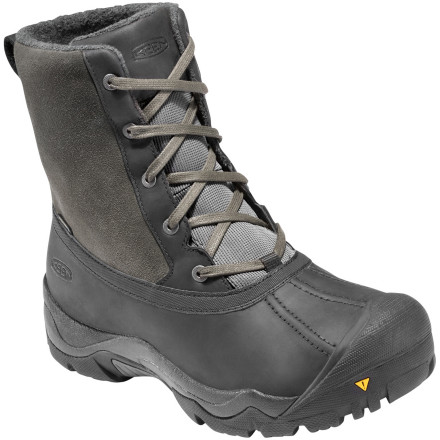 Camp and Hike Built to be at home hiking at elevation or strolling through the lowlands, the KEEN Incline Mid Boot adds warmth and style to the winter months. A waterproof breathable membrane, 200-gram insulation, and a classic above-ankle upper all conspire to keep your toes sheltered from the cold and wet elements. - $62.98
