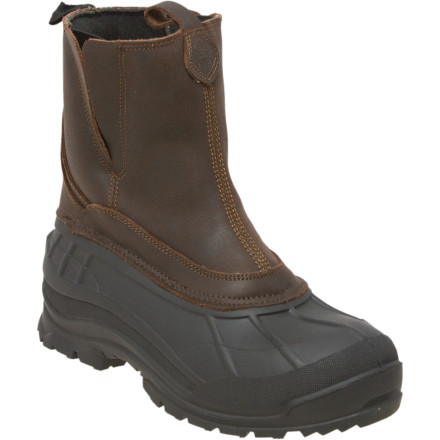 Winter will dish out snow, ice, and cold, but you'll be feeling good in your Kamik Dawson Boot. These hardcore winter boots were made for chilly temps and heavy precipitation. - $79.96