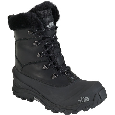 Wave frozen feet goodbye and say hello to The North Face McMurdo II Boot. With a generous helping of 400g PrimaLoft insulation, the McMurdo is rated all the way to -40F (-40C). A Dri-Lex fleece lining adds a cush feel while faux-fur offers a touch of rugged style. - $103.96