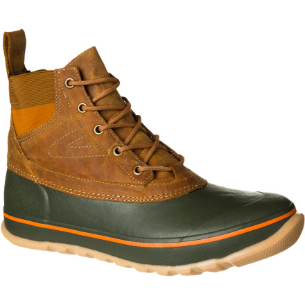 The Tretorn Abisko Boots blend classic work-boot with comfort-boosting tech to give you a great look and a great feel. Wear these boots when fall rains and winter snows start falling on your daily commute. - $89.97