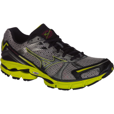 Fitness You're never lacking for motivation to hit the road when you can look forward to lacing up the Mizuno Men's Wave Inspire 8 Running Shoe. With a shoe as lightweight, smooth, and supportive as the Inspire 8, the miles simply fly by. - $68.22