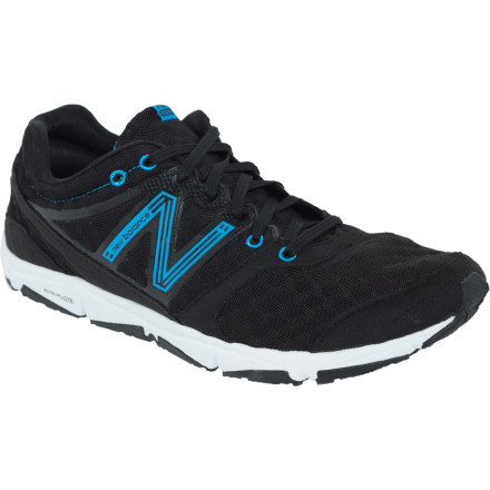 Fitness With the wind in your face and your heart pounding in your chest you might not even notice the lightweight New Balance 730 Running Shoe cushioning your steps over a few miles of road or sidewalk. Maybe that's what makes this lightweight mesh running shoe so great, because its breathable upper and cushioned midsole let you get lost in the miles while you jam out to your tunes. - $47.97