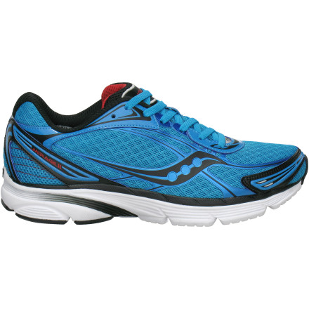 Fitness If your Achilles tendons go crazy when you try pure minimalist shoes but you'd still like to experience a little bit of the barefoot movement, take a more gradual approach with the Saucony Men's ProGrid Mirage 2 Running Shoe. Featuring a 4mm offset that gives you a close-to-the-road feel without overly stressing your lower leg, the lightweight Mirage 2 provides medium arch support and stability to satisfy runners with neutral gaits as well as slight overpronators. - $52.48