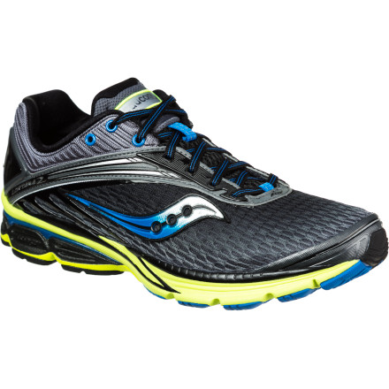 Fitness Saucony managed to find a way to shave nearly an ounce off of the new Men's PowerGrid Cortana 2 Running Shoe, taking it from astonishingly light to downright ludicrous. But while the upgraded mesh and the more streamlined upper may be new, the award-winning response and low-profile, low-drop comfort remain the same. - $149.95