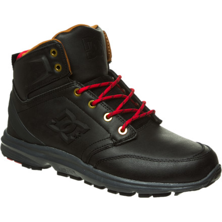 Skateboard The DC Ranger SE boot is a slightly more rugged version of the Ranger Boot, with a water-resistant leather tongue and special edition colors. - $54.00