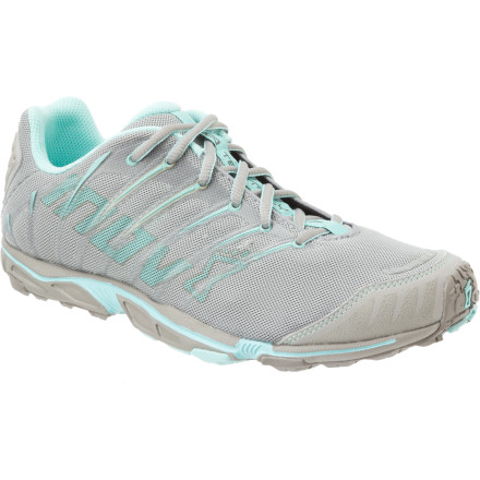 Fitness Your footwear should cater to your stride, not vice versa. The Inov 8 Women's Terrafly 277 Trail Running Shoe shows dedication to this concept with proprietary technology that makes it an ideal race shoe for intermediate runners, as well as a great training shoe for more advanced trail runners. - $119.95