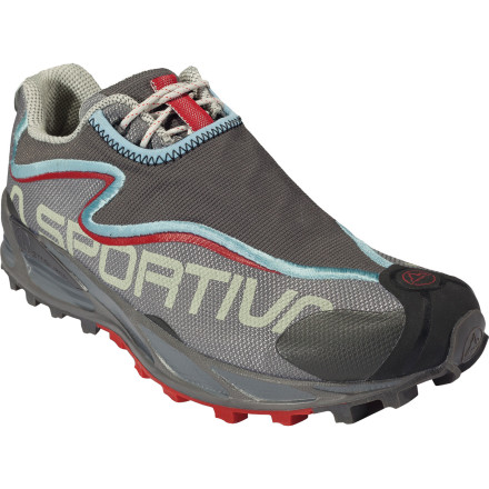 Fitness A run through the mountains releases something old from within that urges you to keep moving and improving. The La Sportiva Women's C-Lite 2.0 Trail Running Shoe ensures that nothing physical can impede that deep, rewarding process. - $82.46