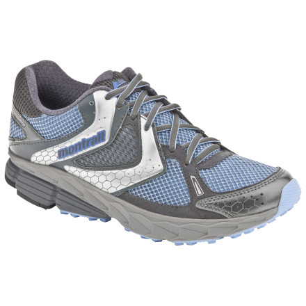 Fitness Sometimes you run on the road, sometimes you run on the trail, and sometimes you like to switch it up during your run. Montrail designed the Women's Fairhaven Trail Running shoe to perform well in both environments so you wouldn't have to decide until you got out there. - $43.98