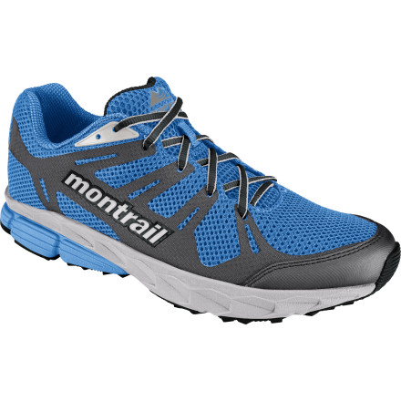 Fitness Montrail designed the Women's Badwater Hybrid Shoe for the runner who doesn't want to limit herself to just one discipline. Step into a world of comfort and road-trail duality with this well-cushioned shoe. - $59.98