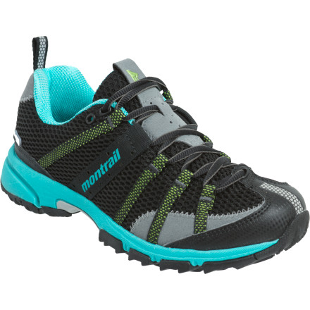 Fitness Montrail's Women's Mountain Masochist II OutDry Trail Running Shoe builds on a proven design to carry you farther on your favorite alpine trail runs. - $80.97