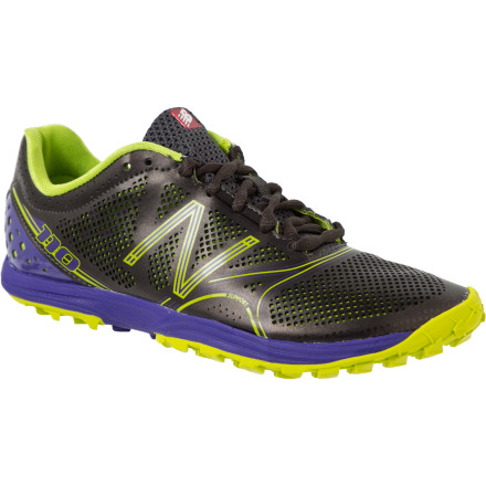 Fitness After months of training in minimalist kicks, give your feet the ultimate treatment come race week by slipping them into a pair of the New Balance Women's WT110 Trail Running Shoes. Designed to be lightweight and minimalist for trail racing, these race-ready shoes deliver a smooth and responsive ride so you can focus on the finish. - $38.23