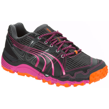 Fitness Release the wildcat within and hit the trail in the Puma Complete Trailfox 4 Trail Running Shoe. Designed with EverFoam synthetic uppers, these shoes combine Puma's classically styled lines with a comfort you can take on any run. - $69.97