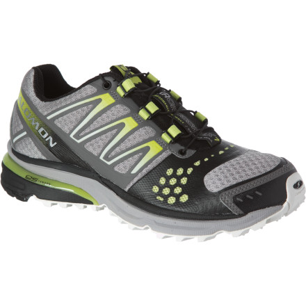 Fitness If you're a high-mileage runner looking for motion control and stable cushioning in a lightweight package, grab the Salomon Women's XR Crossmax Guidance Trail Running Shoe. - $80.97