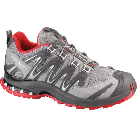 Fitness Lace up the Salomon Women's XA Pro 3D Ultra 2 Trail Running Shoe when you are on your way to pound out some miles after work. The XA is a durable running shoe that has an optimized fit for women. - $129.95