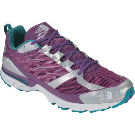 Fitness The North Face designers collaborated with ultra-runner Tsuyoshi Kaburaki to create the Women's Single-Track Hayasa Trail Running Shoe. Renowned for its comfort, support, and protection, the Hayasa blends the minimalist philosophy with time-tested materials and construction techniques. - $65.97