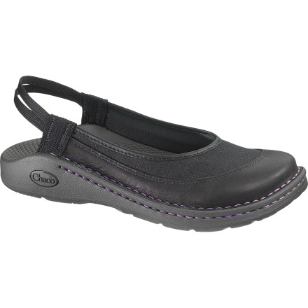 Standing all day prepping veggies can be just as hard on your feet as taking a six-mile Bucharest walking tour. But the Chaco Devotee Shoe won't give up on you, offering reliable arch support for long hours spent in the upright position. - $34.98