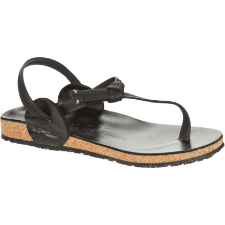 Surf There are occasions perfect for basic sandals and then there are those fashion-focused affairs that call for a touch of the unique and a ton of class; those occasions are what the OTZShoes Women's Tara Shoe is designed for. - $57.72