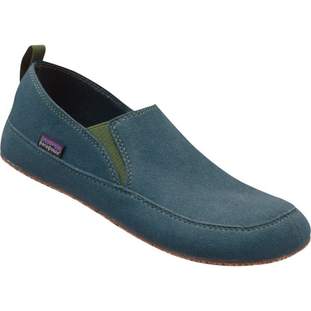 When you slip the ultra-light Patagonia Advocate Shoes on your tired, sore feet, you'll immediately be transported to a happy place where kitties and puppies play joyfully in meadows of wildflowers and honey flows from hidden springs in the ground. Well OK, maybe not literally transported. - $36.00