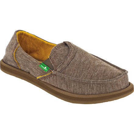 Sanuk Pick Pocket Fleece Shoe - Women's - $55.95