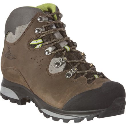 Camp and Hike Backpackers, the Scarpa Women's Hunza GTX Boot readily goes with you for every mile of your mountain retreat. Built for gender-specific support, the Hunza's Vibram Biometric outsole uses specifically placed lugs to achieve optimal traction and support underfoot. - $278.95