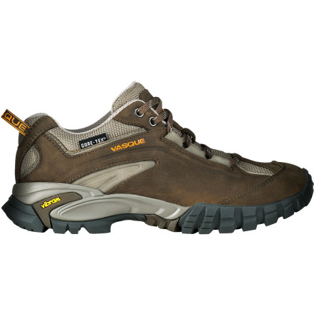 Camp and Hike The make or break factor during a hike of any length is your foot's comfort. The Vasque Women's Mantra 2.0 GTX Hiking Shoe ensures you don't have to think about it, freeing your mind to ponder the tracks in the mud or the raptors soaring overhead. The women-specific fit, supportive midsole, and weather-blocking upper with a Gore-Tex membrane all work together to provide a superior hiking experience in your chosen outdoor playground. - $125.96