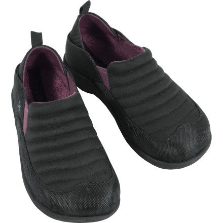 If you're in the market for a high-quality, comfortable, and sleek-looking shoe, try the Sole Women's Sigh Shoe. Its low cut, smooth appearance, and Sherpa-lined footbed has you sighing in comfort the minute you slide your foot into it. - $50.97
