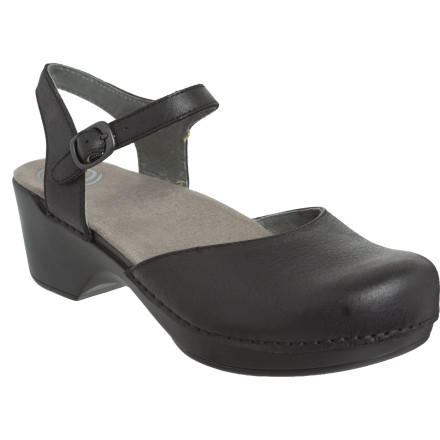Entertainment Turn to the Dansko Women's Sam Clogs for your family reunion instead of those uncomfortable two-inch heels. - $119.95
