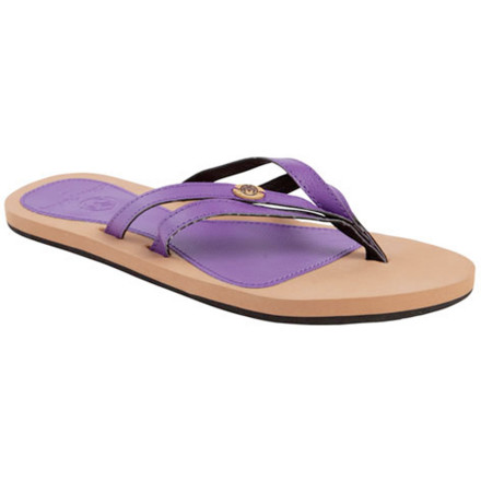 Entertainment The Ocean Minded Women's Dua Sandal is how you'll bring a touch of class to the beach or caf. - $14.97