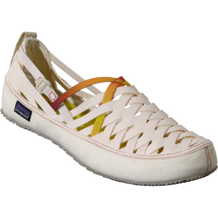 Entertainment Spice up your footwear options with the Patagonia Women's Advocate Lattice Sandal. - $67.50