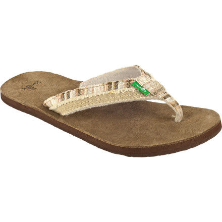 Surf Sanuk Fraid Too Sandal - Women's - $35.95